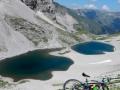 """Alessandro. Salita sulle """"roccette"""" verso Punta di prato pulito, sotto il Lago di Pilato, Monti Sibillini"""