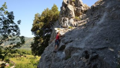 Photo of In Irpinia inaugurata la falesia Valle del Clanio: arrampicata per tutti i gusti ed età