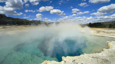 Photo of Yellowstone, giovane muore cadendo in una pozza d'acqua acida