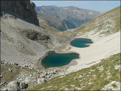 sibillini lago di pilato