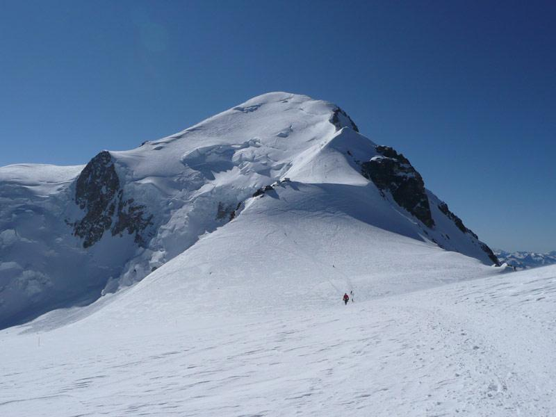 Monte Bianco via normale francese