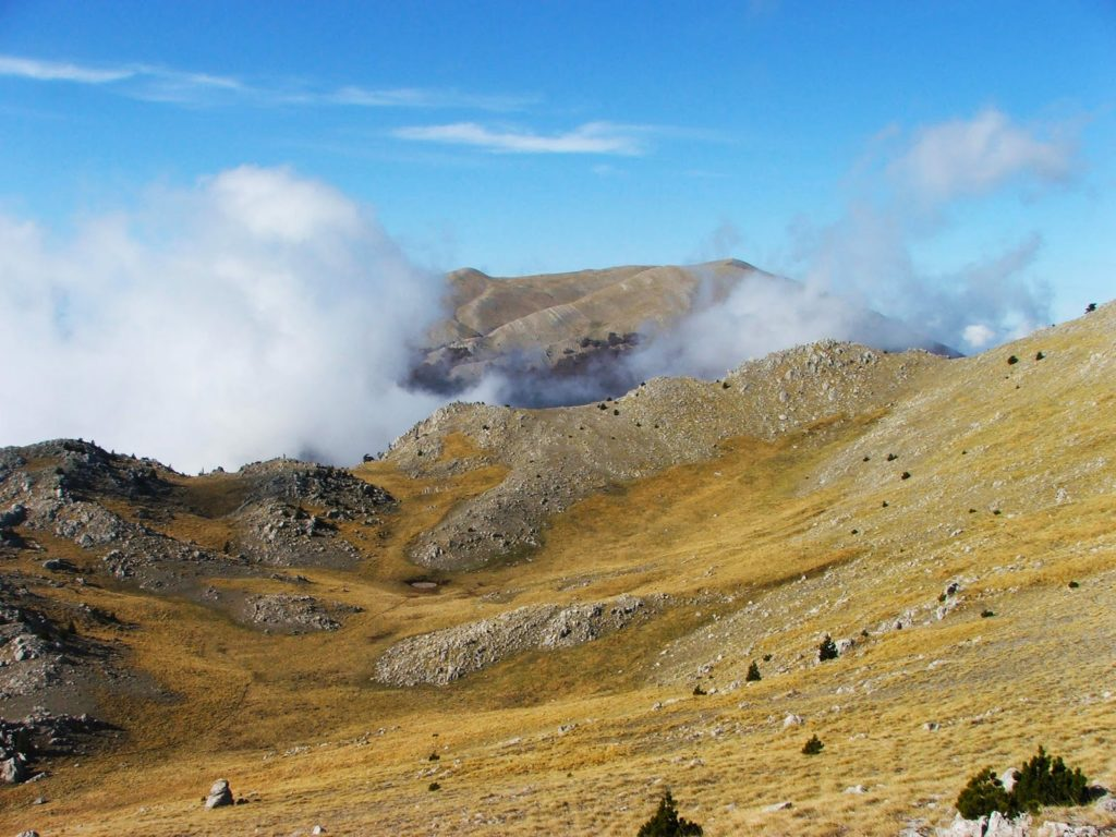 Monte Pollino Serra del Pollinello