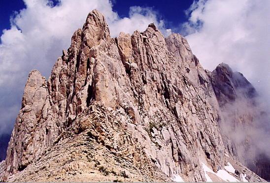 """Photo of """"Terremoto, crollo sulla parete est del Corno Piccolo"""""""