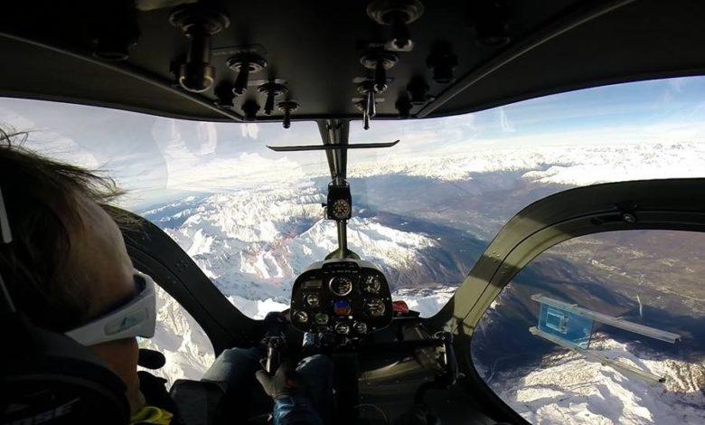 """Photo of Simone Moro: """"Ora diventare leader nel soccorso in elicottero in Himalaya"""""""