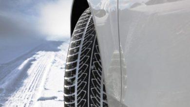 Photo of Neve e ghiaccio: niente paura con pneumatici invernali, catene, autosock e bombolette spray