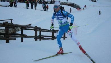Photo of Thomas Bormolini, giovane promessa italiana sugli scudi alla Coppa del mondo biathlon