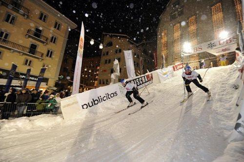 St. Moritz City Race