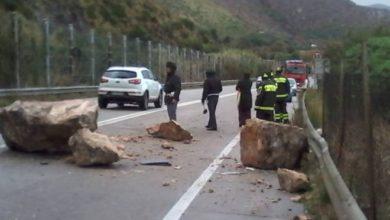 Photo of Frana Monte Vannellamare, tragedia sfiorata. Chiusa la Flacca tra Gaeta e Sperlonga