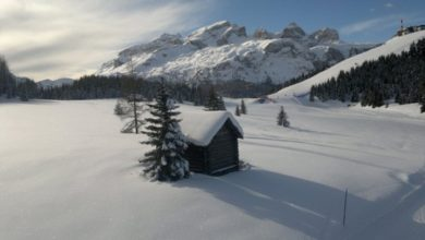 Photo of Nel week-end torna la neve su Alpi e Appennino