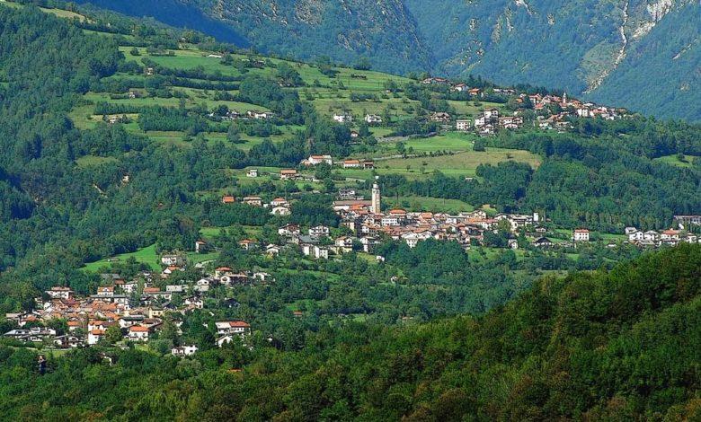 Photo of Torna a far paura la frana di Pieve d'Alpago. Il sindaco chiude la strada