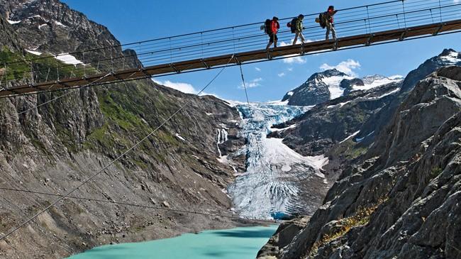 trekking svizzera test autovalutazione