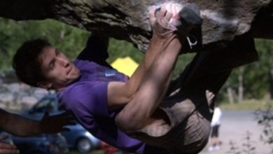 Photo of Stefano Ghisolfi ripete Dementia Senil (9a+) di Chris Sharma a Margalef