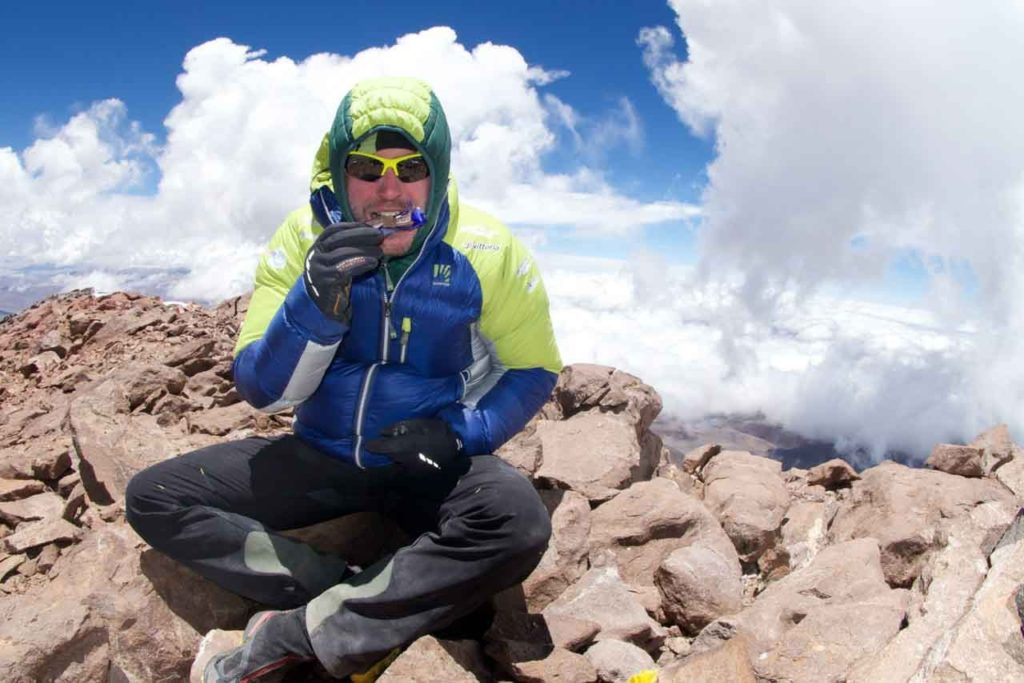 Cerro Bonete e Chico 6759 mt