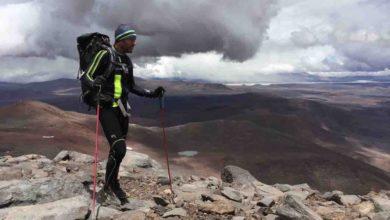 """Photo of Nico Valsesia, test e acclimatamento per il record """"mare-cima più alta d'America"""""""