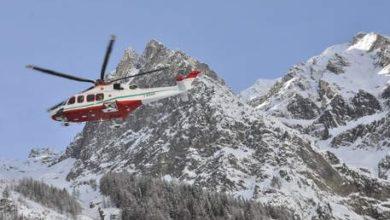 Photo of Scontro elicottero e aereo da turismo: 5 morti su ghiacciaio Rutor
