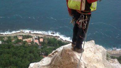 Photo of A Palermo la parete rocciosa all'Addaura rischia di crollare