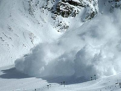 valanga alpi francesi