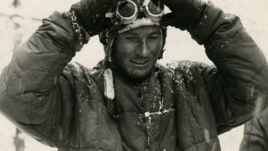 Photo of Walter Bonatti sul Cervino dimostrò al mondo la vera essenza dell'alpinismo