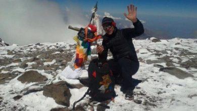 Photo of Dopo il Kilimanjaro Karl Egloff batte il record di Kilian Jornet anche sull'Aconcagua