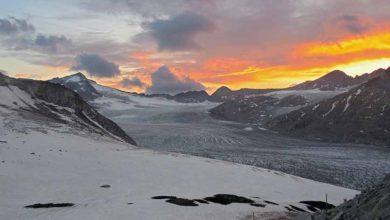 Photo of Caldo record, ghiacciai si sciolgono con due mesi di anticipo