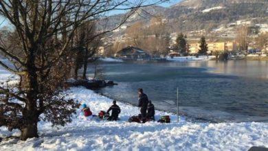 Photo of Si rompe il ghiaccio del lago Thyez, due 14enni morti sulle Alpi francesi