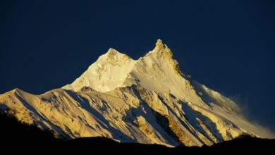 Photo of Simone Moro: invernale su Manaslu ed East Pinnacle con Tamara Lunger