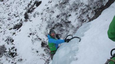 Photo of Crollo sulla cascata di ghiaccio Lipton in Norvegia, muore guida alpina Pietro Biasini