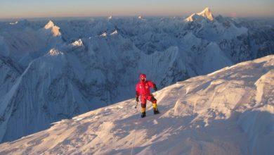 Photo of Simone Moro l'11 febbraio svelerà nuova impresa alpinistica e compagno di cordata