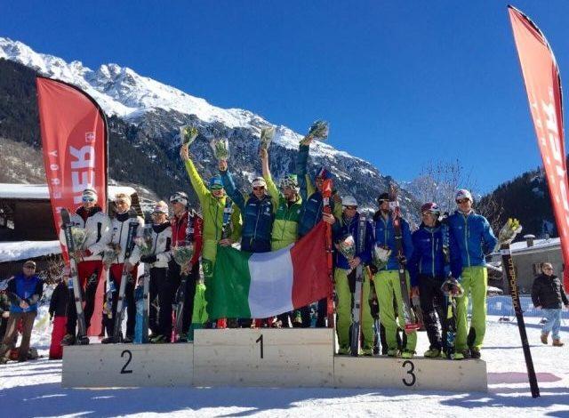 Photo of Sipario col botto a Verbier, Italia campione del mondo anche nella staffetta