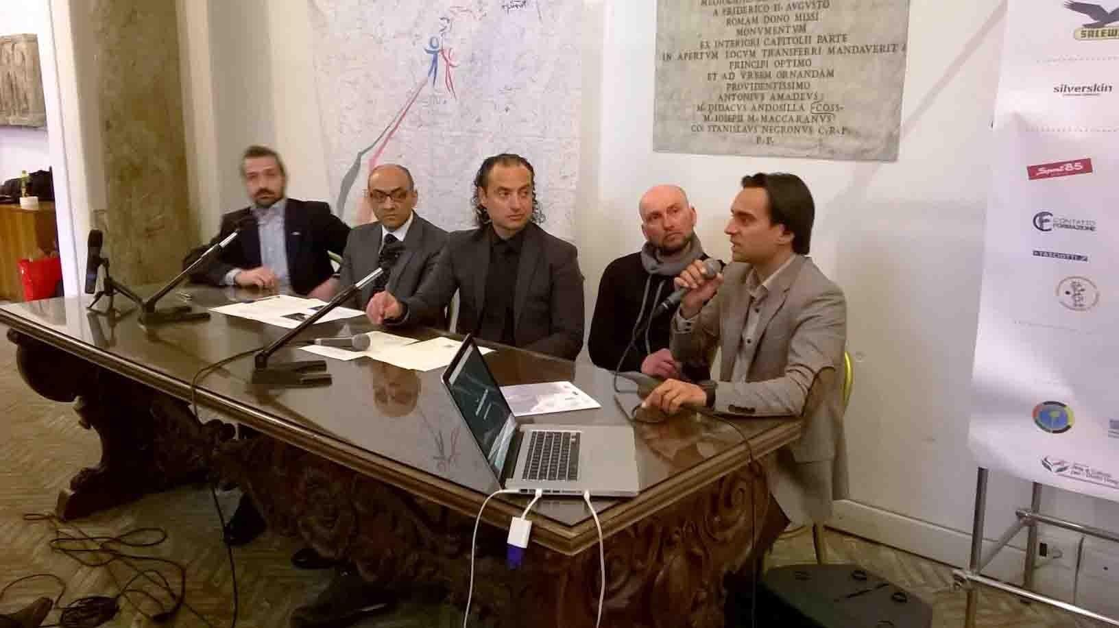 Daniele Nardi conferenza stampa