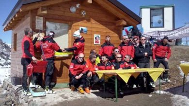 Photo of Inaugurata nuova base di soccorso in Val Gerola