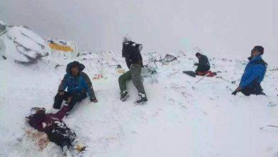 Photo of Terrore e morte sull'Everest: terremoto e valanghe il 25 aprile 2015