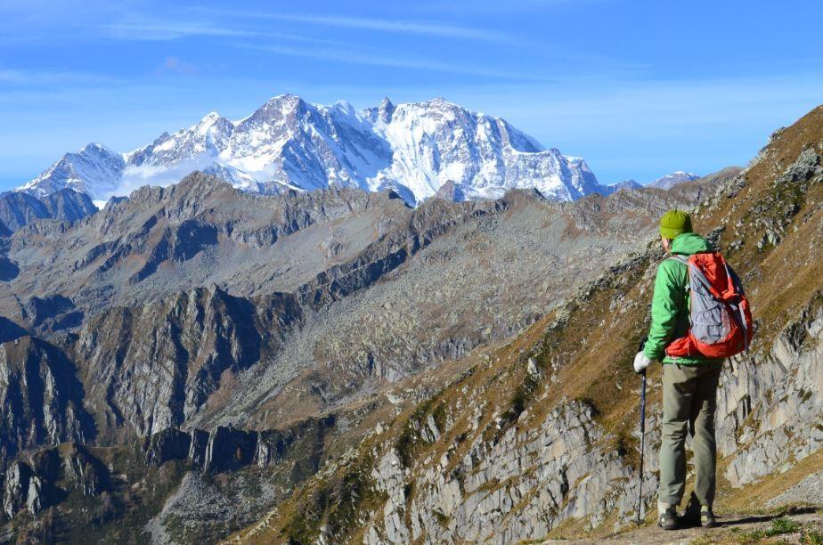 Ossola bella e buona - Sentieri e sapori dal Monte Rosa alla Val Formazza