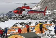 Everest elicotteri
