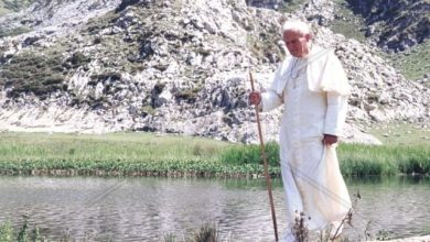 Photo of Wojtyla, il Papa che amava la montagna