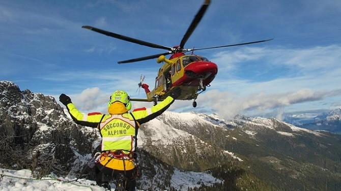 morto gruppo del tessa alto adige soccorso alpino