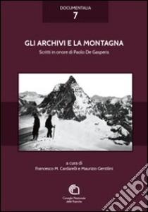 archivi e la montagna
