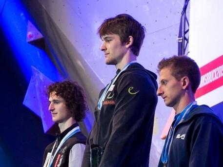 Photo of Stefan Scarperi bronzo agli Europei di Boulder a Innsbruck