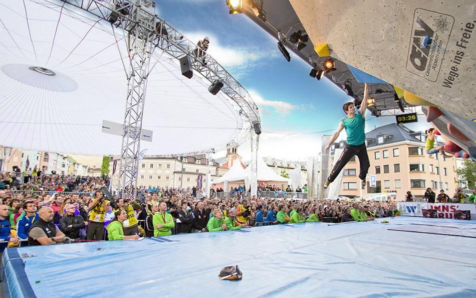 campionati europei boulder innsbruck