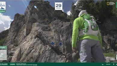 Photo of La scalata, a spasso sulle montagne della Valtellina nel videogioco di Levissima