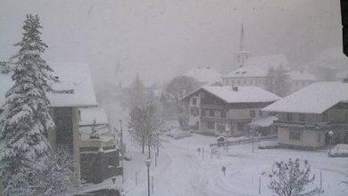 Photo of Ciclone Venere, è tornato l'autunno. Neve sulle Alpi da 1.200 metri