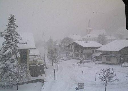 neve alpi