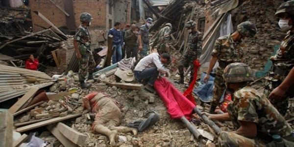 terremoto kathmandu