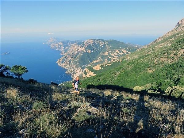 ultra trail amalfi positano