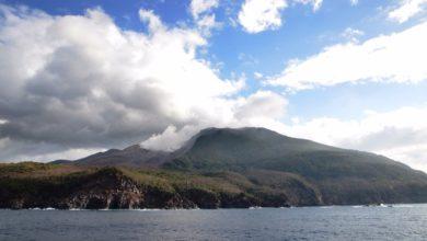 Photo of Il vulcano Shindake in Giappone si è risvegliato, isola evacuata