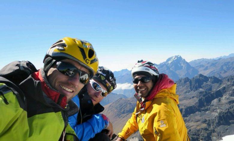 Photo of Bis boliviano per Majori e Farina, nuova via sull'Alpamayo Negro