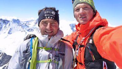 Photo of Tutti i 4.000 delle Alpi in 80 giorni, Wohlleben rinuncia. Steck va avanti da solo