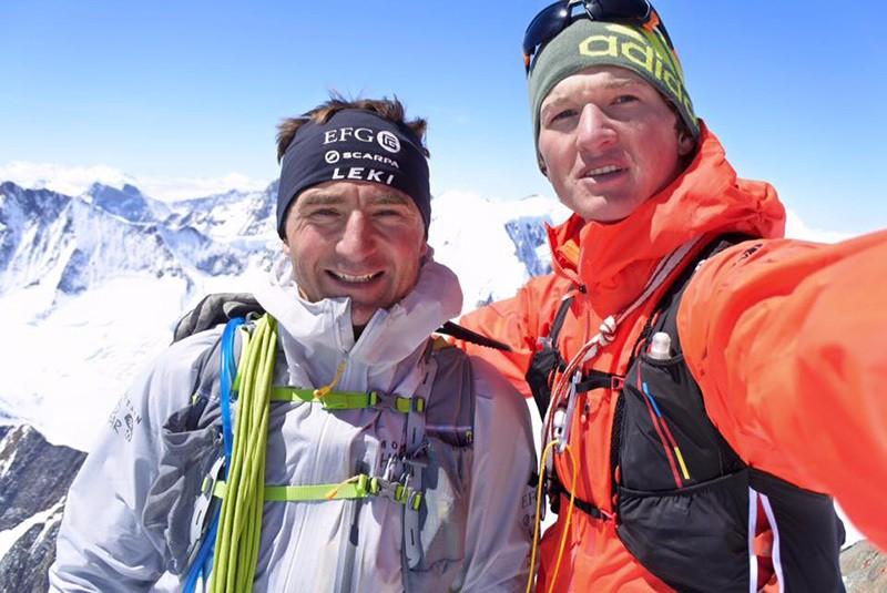 82 summit alpi