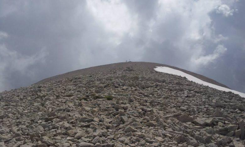Photo of Monte Acquaviva, la seconda vetta della lunare Majella