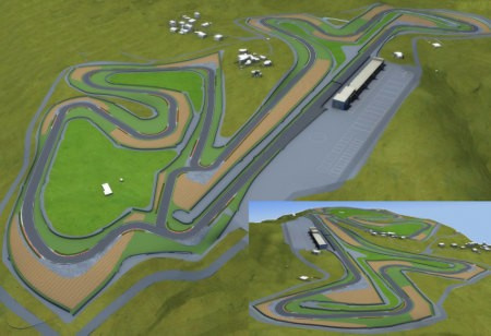 autodromo gran sasso